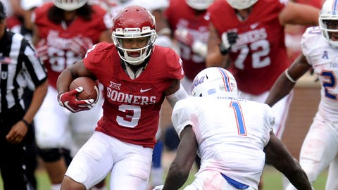New York Giants: WR Sterling Shepard, 2nd round (40th overall)