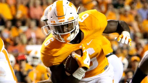 Saints: Alvin Kamara, RB, Tennessee
