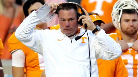 Tennessee coach Butch Jones, $3,633,000
