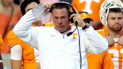 Tennessee coach Butch Jones, $3,633,000