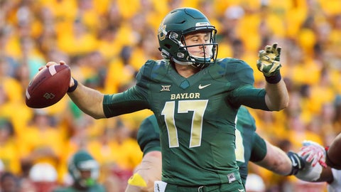 Baylor (-3.5) at Texas