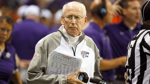 Kansas State coach Bill Snyder, $3,000,000