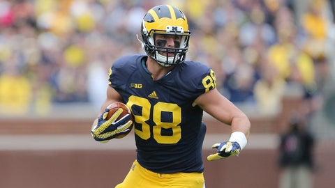 John Mackey Award: Jake Butt, Michigan