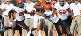 Young QB puts team on his back as Texas hits the road