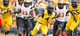 West Virginia RB gets more vocal to pry response out of teammates