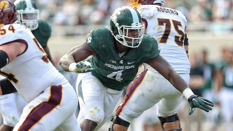 Malik McDowell, NT, Michigan State (vs. Furman, Friday, 7 p.m. ET)