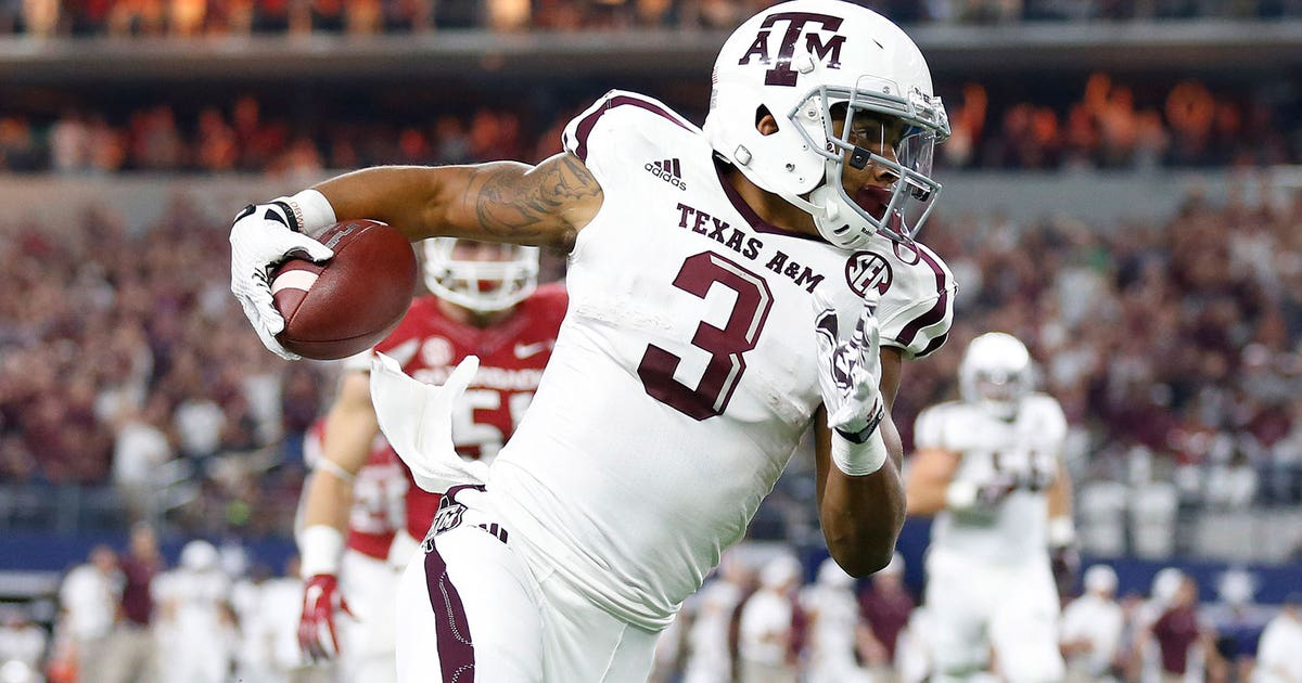 Christian Kirk Named Sec Special Teams Player Of The Week