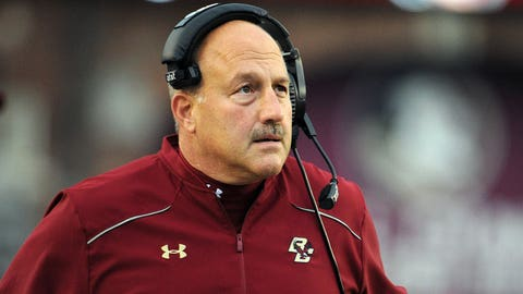 Boston College coach Steve Addazio, $2,585,655