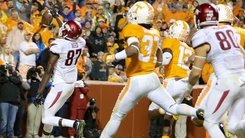 Loser: Tennessee football