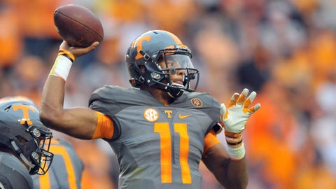 Tennessee Volunteers -- Smokey Gray