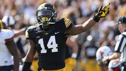 Desmond King, CB, Iowa