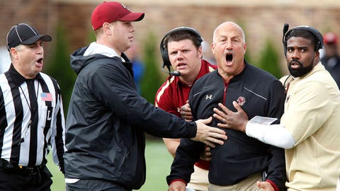 Boston College had a historically bad year in sports