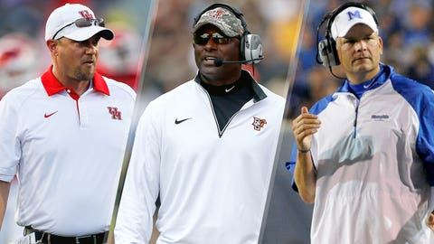 10 college football coaches who could be in for a change of scenery