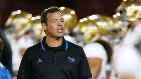 UCLA coach Jim Mora, $3,350,000