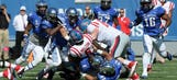 Upset city: No. 13 Ole Miss falls on the road to Memphis