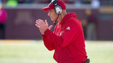 Nebraska coach Mike Riley, $2,700,000