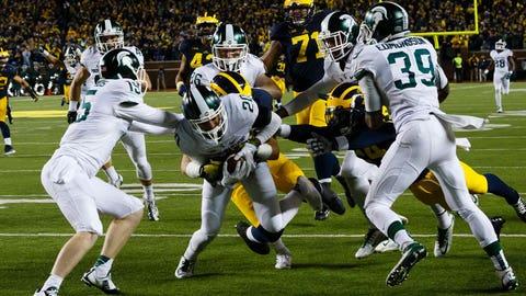 Game 7: Michigan