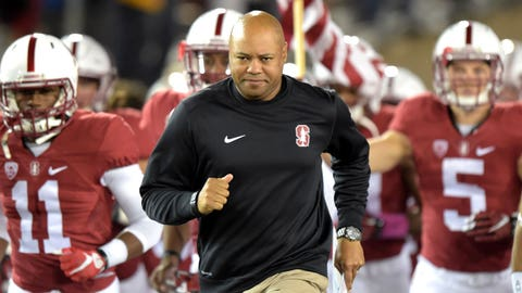 Stanford coach David Shaw, $2,224,435