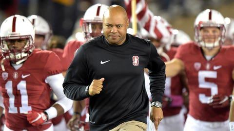 Stanford coach David Shaw, $2,224,435