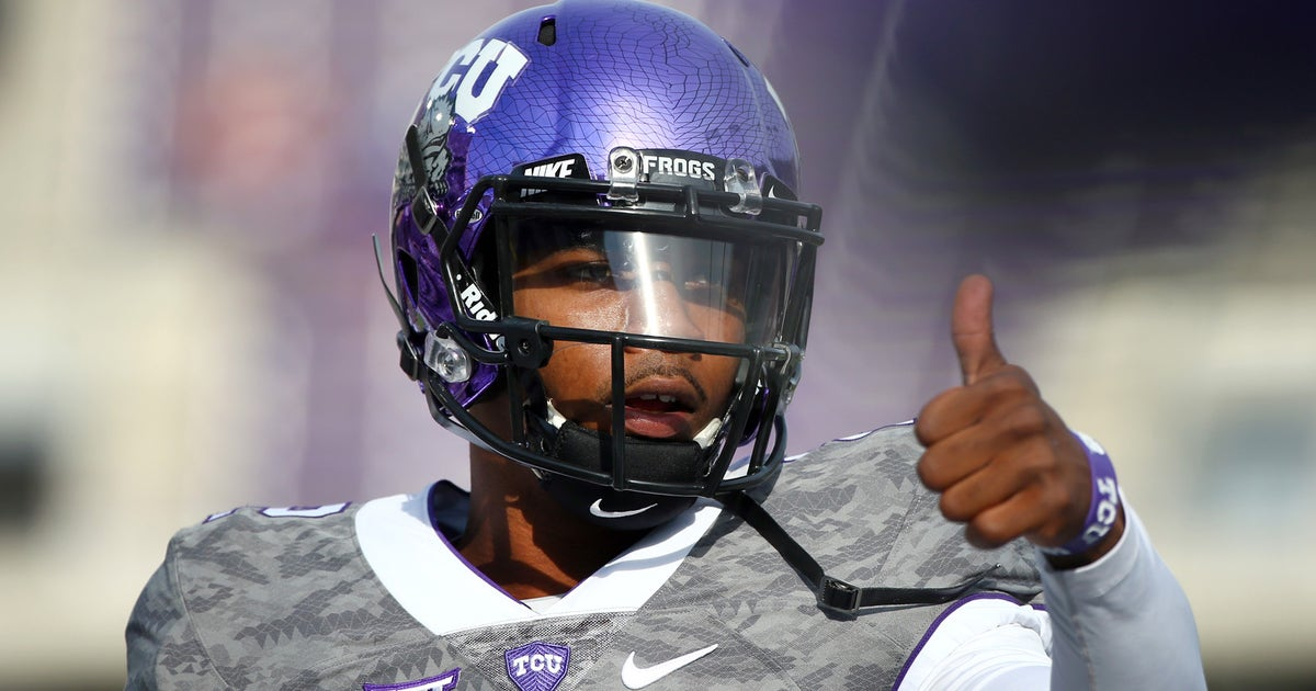 335008b635eff3 TCU joins OK State with helmet sticker to honor victims of crash | FOX  Sports