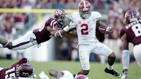 Derrick Henry, RB, Alabama Crimson Tide