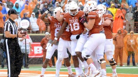 Winner: Texas football