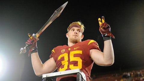 Winner: USC linebacker Cameron Smith