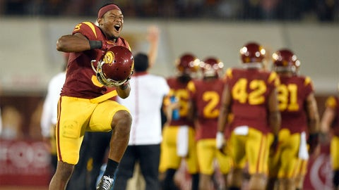 Week 8 winners & losers: USC's dancing on air; Miami's gasping for it
