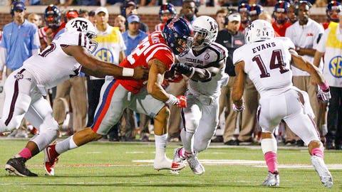 Loser: Texas A&M football
