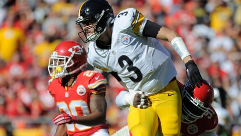Pittsburgh Steelers: Bruce Gradkowski, Landry Jones