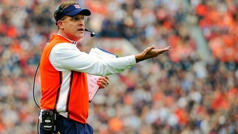 Auburn coach Gus Malzahn, $4,104,500
