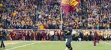 See how Minnesota paid tribute to retired coach Jerry Kill