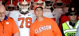 Clemson QB Watson: 'We have the swaggiest coach in the country'