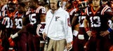 No 'GameDay' for Virginia Tech, but Beamer did get his own hot dog