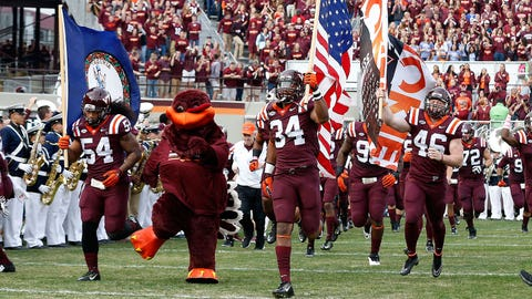 Sept. 10: Virginia Tech vs. Tennessee at Bristol Motor Speedway