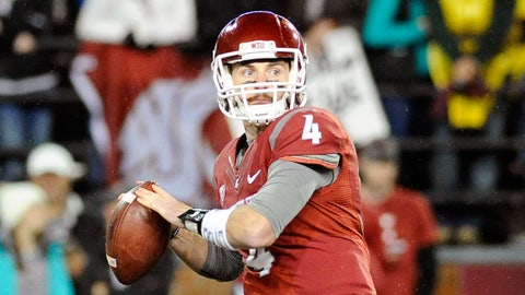 Luke Falk, QB, Washington State (T-20)