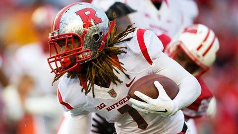 Big Ten East No. 7: Rutgers (4-8, 2-7 B1G)
