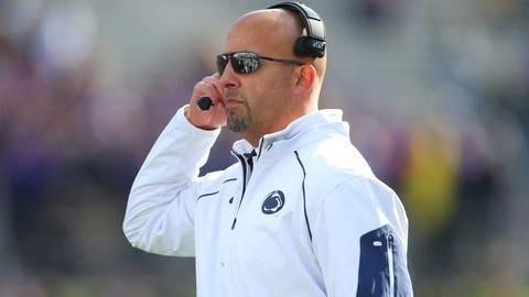 Penn State coach James Franklin, $4,400,000