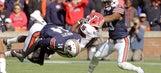 WATCH: McKenzie blows past Auburn defense for punt return touchdown