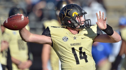 Vanderbilt (31 points)