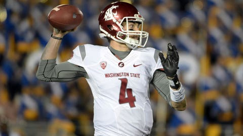 5. Luke Falk, Junior, Washington State