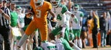 WATCH: North Texas troll Tennessee on the condition of its field
