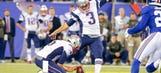 WATCH: Patriots fans celebrate game-winning FG on flight to Boston