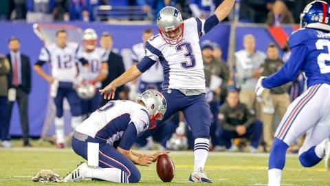 Game 9: Patriots 27, Giants 26