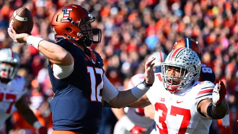Big Ten West No. 7: Illinois (2-10, 1-8 Big Ten)