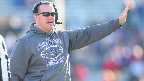 Northwestern coach Pat Fitzgerald, $2,490,858