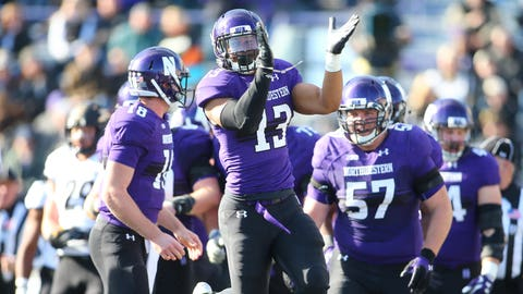 Northwestern (183 points)