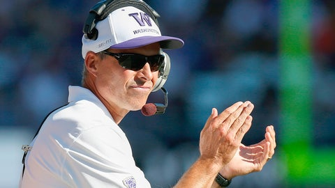 Washington coach Chris Petersen, $3,402,940