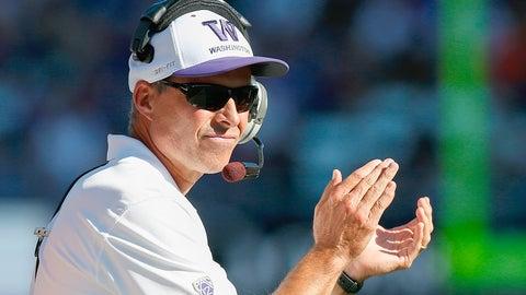 Washington coach Chris Petersen, $3,402,940