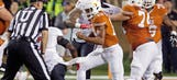 Texas QB Heard listed as day-to-day with Baylor date looming